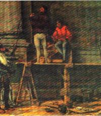 scaffolding-romans